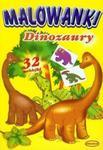 Dinozaury Malowanki w sklepie internetowym Booknet.net.pl