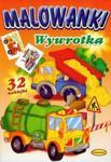 Wywrotka Malowanki w sklepie internetowym Booknet.net.pl