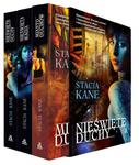 Nieświęta magia Nieświęte duchy Miasto duchów Pakiet w sklepie internetowym Booknet.net.pl