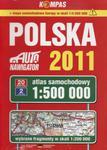 Polska. Mapa samochodowa 1:500 000 w sklepie internetowym Booknet.net.pl