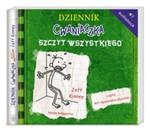 Dziennik cwaniaczka Szczyt wszystkiego (Płyta CD) w sklepie internetowym Booknet.net.pl