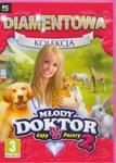 Diamentowa kolekcja Młody Doktor 2 Łapy i pazury CD w sklepie internetowym Booknet.net.pl