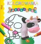 Kolorowanka dla maluchów. Wieś w sklepie internetowym Booknet.net.pl