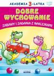 Akademia 3-latka Dobre wychowanie w sklepie internetowym Booknet.net.pl