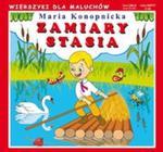 Zamiary Stasia w sklepie internetowym Booknet.net.pl