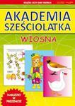 Akademia sześciolatka Wiosna w sklepie internetowym Booknet.net.pl