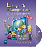 Lekcje z komputerem. Klasa 3, szkoła podstawowa. Zajęcia komputerowe. Podręcznik (z płytą CD-ROM) w sklepie internetowym Booknet.net.pl