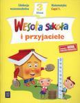 Wesoła szkoła i przyjaciele. Klasa 3, szkoła podstawowa, część 1. Matematyka w sklepie internetowym Booknet.net.pl
