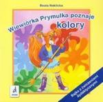 Wiewiórka Prymulka poznaje kolory w sklepie internetowym Booknet.net.pl