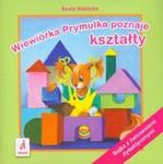 Wiewiórka Prymulka poznaje kształty w sklepie internetowym Booknet.net.pl