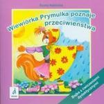 Wiewiórka Prymulka poznaje przeciwieństwa w sklepie internetowym Booknet.net.pl