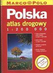 Polska atlas drogowy 1:200 000 w sklepie internetowym Booknet.net.pl