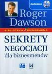 Sekrety negocjacji dla biznesmenów (Płyta CD) w sklepie internetowym Booknet.net.pl