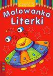 Literki Malowanka część 5 w sklepie internetowym Booknet.net.pl