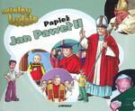 Papież Jan Paweł II Wielcy ludzie w sklepie internetowym Booknet.net.pl