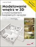Modelowanie wnętrz w 3D z wykorzystaniem bezpłatnych narzędzi w sklepie internetowym Booknet.net.pl