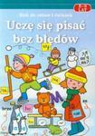 Uczę się pisać bez błędów 8-9 lat w sklepie internetowym Booknet.net.pl