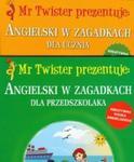 Angielski w zagadkach dla przedszkolaka / Angielski w zagadkach dla ucznia w sklepie internetowym Booknet.net.pl