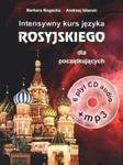 Intensywny kurs języka rosyjskiego dla początkujących z CD i MP3 w sklepie internetowym Booknet.net.pl