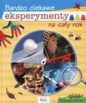 Bardzo ciekawe eksperymenty na cały rok w sklepie internetowym Booknet.net.pl
