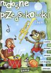 radosne przedszkolaki. Część 1 w sklepie internetowym Booknet.net.pl