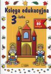 Księga edukacyjna 3 latka w sklepie internetowym Booknet.net.pl