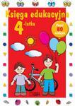 Księga edukacyjna 4 latka w sklepie internetowym Booknet.net.pl
