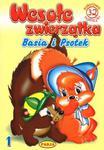 Basia i Psotek Wesołe zwierzątka w sklepie internetowym Booknet.net.pl