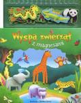 Wyspa zwierząt Książka z magnesami w sklepie internetowym Booknet.net.pl