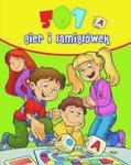 501 gier i łamigłówek w sklepie internetowym Booknet.net.pl