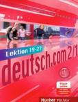 deutsch.com 2/1 Kursbuch w sklepie internetowym Booknet.net.pl