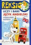 Reksio uczy i bawi Język angielski Poznajemy słówka w sklepie internetowym Booknet.net.pl