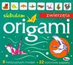 Origami składam zwierzęta w sklepie internetowym Booknet.net.pl