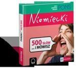Pons 500 słów... i mówisz Niemiecki + CD w sklepie internetowym Booknet.net.pl