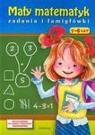 Mały matematyk Zadania i łamigłówki 7-8 lat w sklepie internetowym Booknet.net.pl