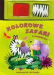 Kolorowe safari z magnesami w sklepie internetowym Booknet.net.pl