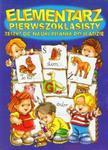 Elementarz pierwszoklasisty w sklepie internetowym Booknet.net.pl