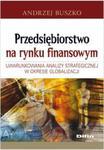 Przedsiębiorstwo na rynku finansowym w sklepie internetowym Booknet.net.pl