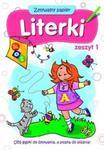 Literki. Zmywalny papier. Zeszyt 1 w sklepie internetowym Booknet.net.pl