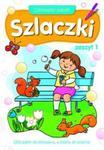 Szlaczki. Zmywalny papier. Zeszyt 1 w sklepie internetowym Booknet.net.pl