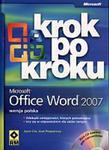Microsoft Office Word 2007 w sklepie internetowym Booknet.net.pl
