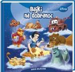 Disney Bajki na dobranoc w sklepie internetowym Booknet.net.pl