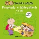 Bolek i Lolek Przygody w labiryntach 4-5 lat w sklepie internetowym Booknet.net.pl