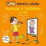 Bolek i Lolek Rysuję z Bolkiem 4-5 lat w sklepie internetowym Booknet.net.pl