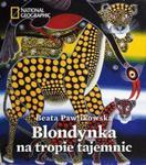 Blondynka na tropie tajemnic w sklepie internetowym Booknet.net.pl