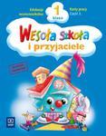 Wesoła szkoła i przyjaciele. Klasa 1, szkoła podstawowa, część 3. Karty pracy w sklepie internetowym Booknet.net.pl