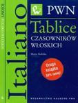 Tablice czasownikiów włoskich / Idiomy polsko włoskie w sklepie internetowym Booknet.net.pl