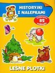 Leśne plotki Historyjki z nalepkami w sklepie internetowym Booknet.net.pl