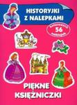 Piękne księżniczki Historyjki z nalepkami w sklepie internetowym Booknet.net.pl