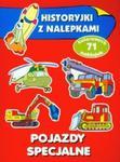 Pojazdy specjalne Historyjki z nalepkami w sklepie internetowym Booknet.net.pl